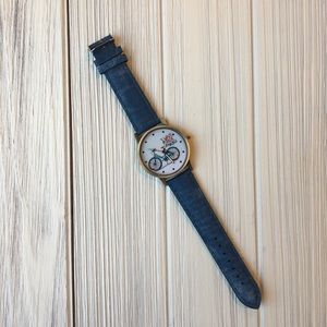 Accessories - Bicycle Fashion Watch